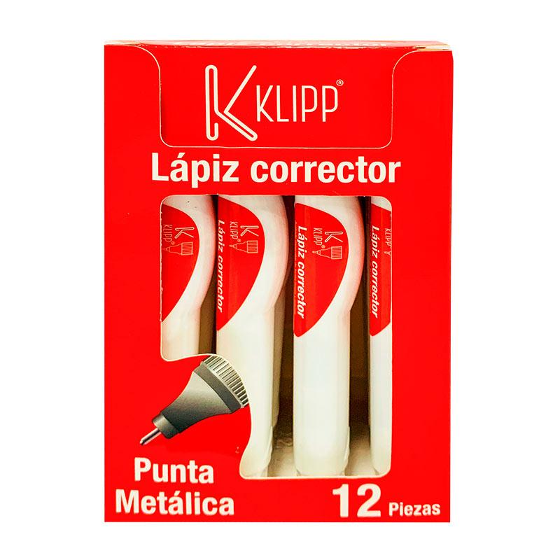 Corrector-lápiz-por-12-KLIPP---22243