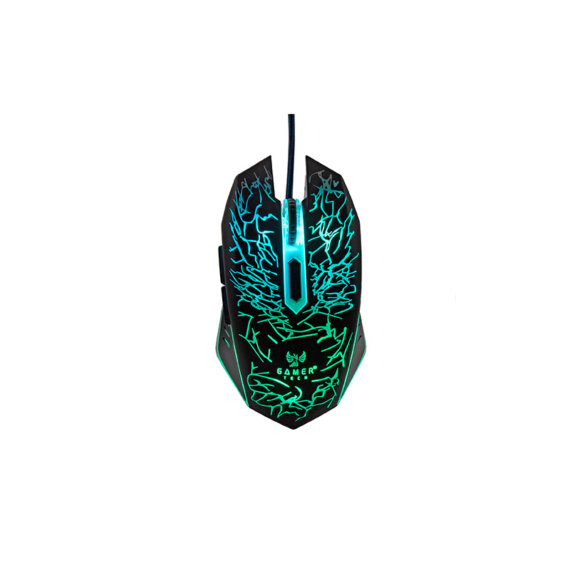 Mouse USB Gamer Tech GT2