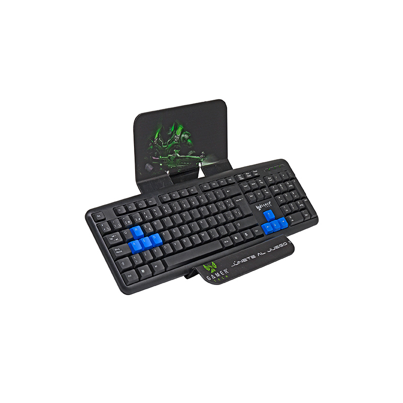 Teclado USB Gamer Tech GT816T