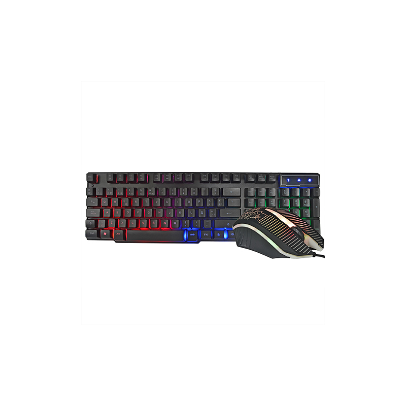 Teclado USB Gamer Tech GT680C